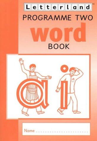 9780003033120: Letterland Programme Two - Wordbook: Workbook Programme 2