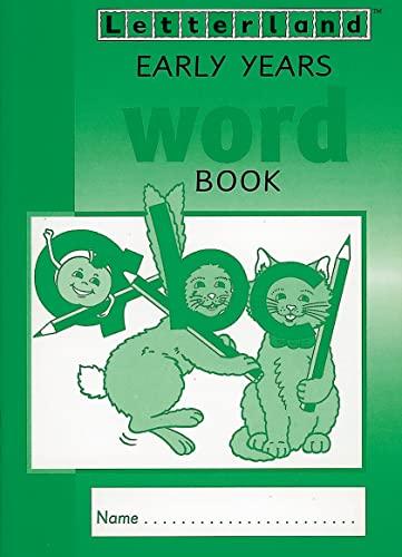 9780003033144: Letterland First Wordbook