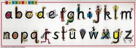 9780003033168: Letterland: Alphabet Lines