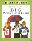 9780003033250: Letterland - Big Picture Code Cards