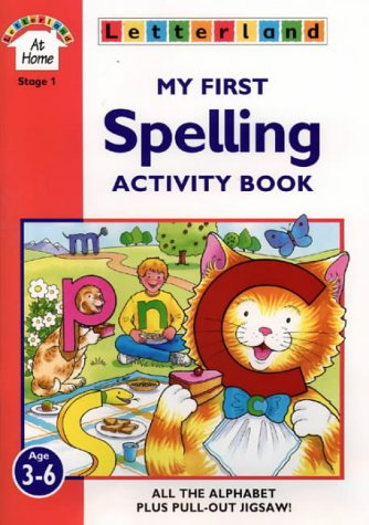 9780003033366: My First Spelling Pack (Letterland at Home)