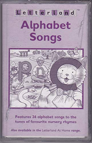 9780003033519: Letterland - Alphabet of Songs