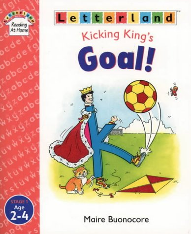 9780003033755: Letterland Reading At Home Stage 1 ? Kicking King?s Goal