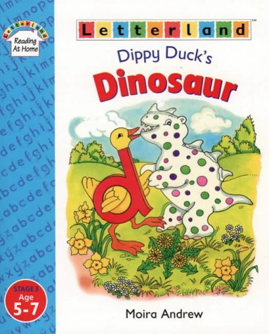 9780003033779: Letterland Reading At Home Stage 3 – Dippy Duck's Dinosaur