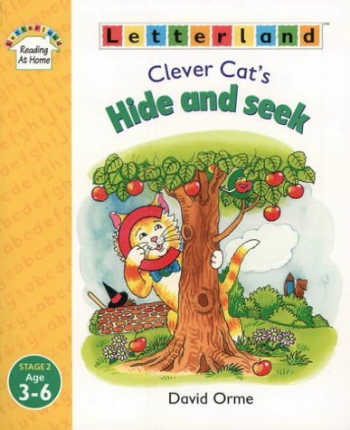 9780003033786: Clever Cat's Hide and Seek (Letterland Reading at Home)