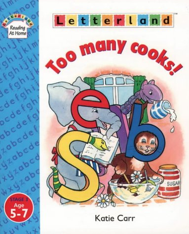 9780003033809: Letterland Reading At Home Stage 3 - Too Many Cooks