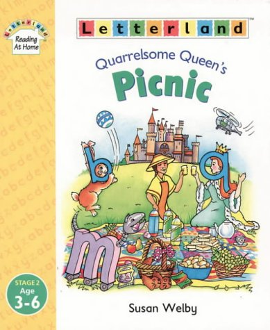9780003033823: Letterland Reading At Home Stage 2 - Quarrelsome Queen's Picnic (Letterland Readers)