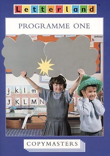 9780003033915: Letterland Programme One - Copymasters: Copymasters Programme 1
