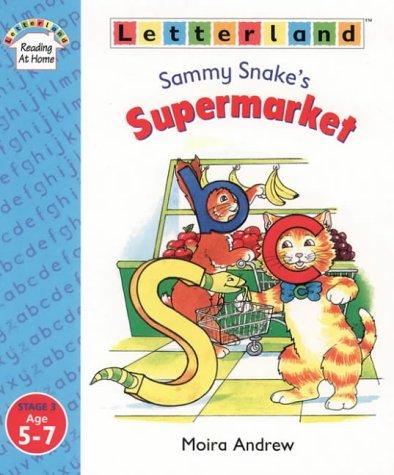 9780003034059: Letterland Reading At Home Stage 3 - Sammy Snake's Supermarket (Letterland Readers)