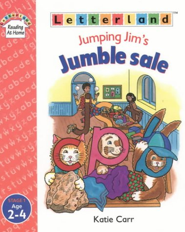 9780003034066: Letterland Reading At Home Stage 1 - Jumping Jim's Jumble Sale (Letterland Readers)