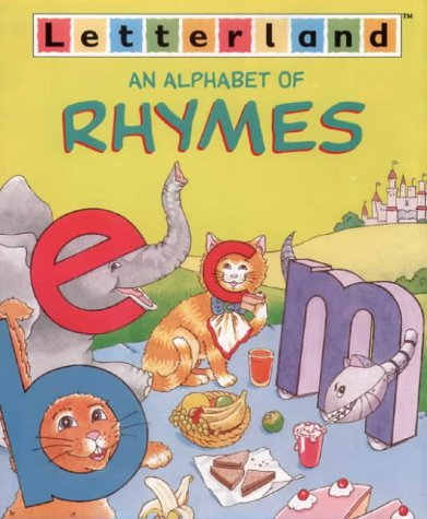 9780003034202: Alphabet of Rhymes (Letterland)