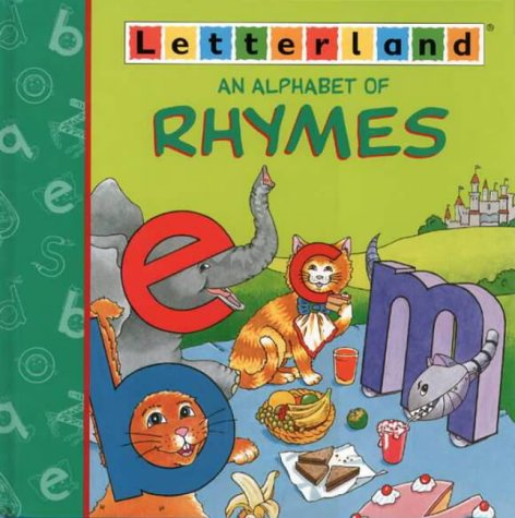 9780003034202: Letterland - An Alphabet of Rhymes