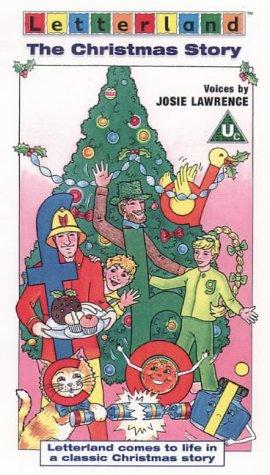 9780003034226: Letterland Christmas Video [VHS]