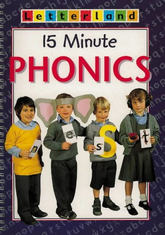 9780003034271: Letterland: 15 Minute Phonics Guide