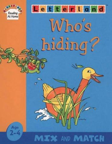 9780003034332: Letterland - Who's Hiding?