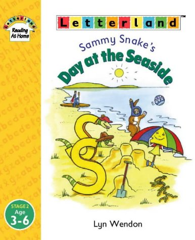 9780003034370: Sammy Snake's Day at the Seaside (Letterland Reading at Home: Stage 2: Age 3 - 6)