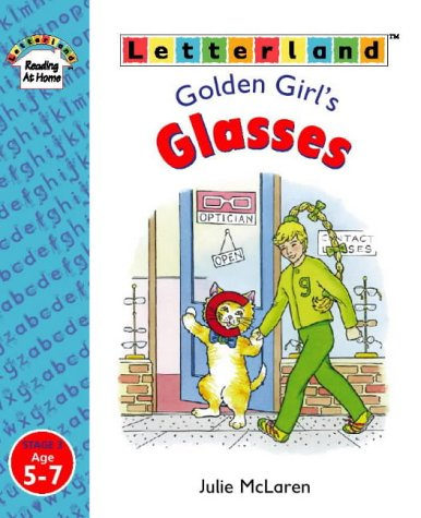 9780003034387: Letterland Reading At Home Stage 3 - Golden Girl's Glasses