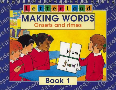 9780003034394: Letterland - Making Words: Onsets and Rimes Book 1: Making Words - Onsets and Rimes Programme 1