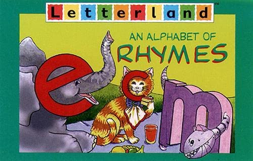 9780003034523: Letterland - An Alphabet of Rhymes