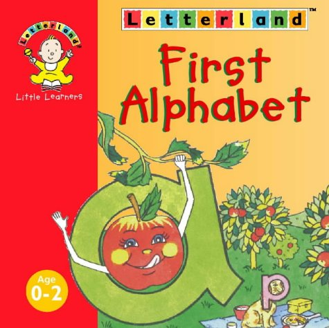 9780003034592: Letterland Little Learners: First Alphabet