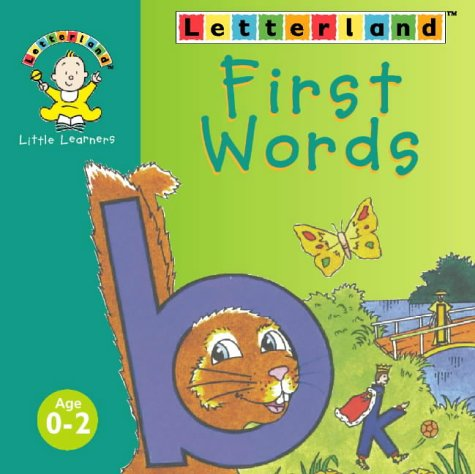 9780003034608: Letterland Little Learners: First Words