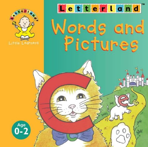 9780003034615: Letterland Little Learners - Words and Pictures