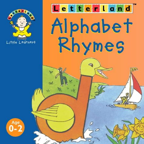 9780003034622: Letterland Little Learners: Alphabet Rhymes