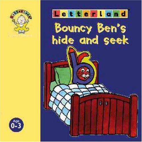 9780003034646: Bouncy Bens Hide & Seek (Letterland Little Learners)