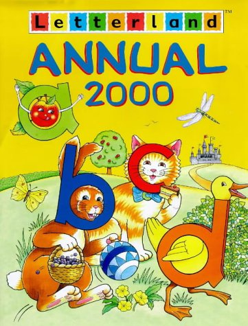 9780003034677: Letterland Annual 2000
