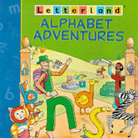 9780003034745: Letterland - Alphabet Adventures