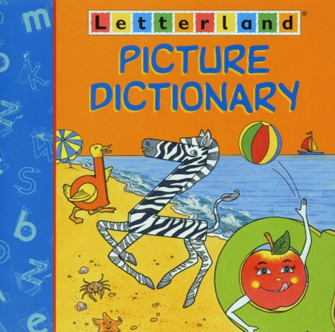 9780003034776: Letterland: Picture Dictionary