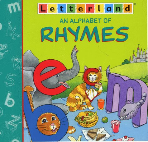 9780003034783: Letterland: Alphabet of Rhymes (Letterland)