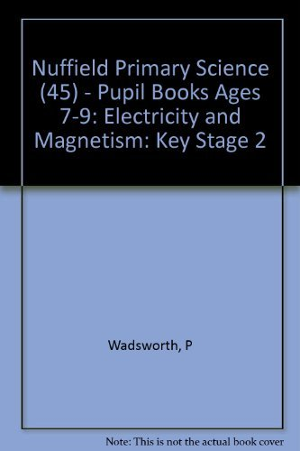 9780003100327: Nuffield Primary Science: Key Stage 2