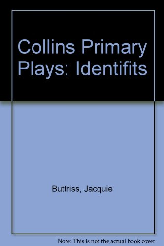 9780003101003: Collins Primary Plays: Identifits