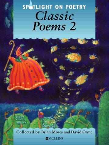 9780003103328: Spotlight on Poetry: Classic Poems