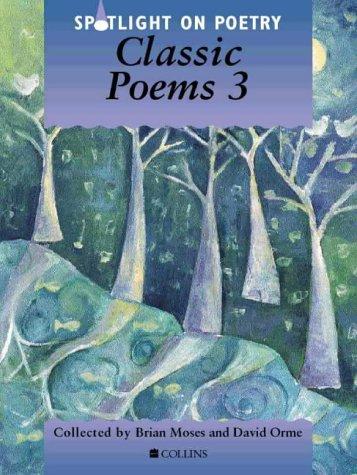 9780003103342: Spotlight on Poetry - Classic Poems 3