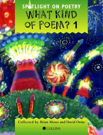 9780003103434: Spotlight on Poetry - What Kind of Poem? 1 Big Book: Stage 1, Big Book