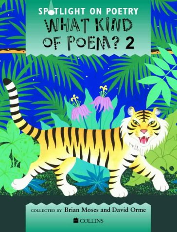 9780003103441: Spotlight on Poetry: What Kind of Poem? (Spotlight on Poetry)