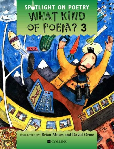 9780003103472: Spotlight on Poetry - What Kind of Poem? 3 Big Book: Stage 3, Big Book