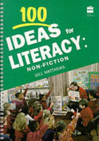 9780003120189: 100 Ideas for Literacy Hours: Non-Fiction (Collins 100 Ideas)
