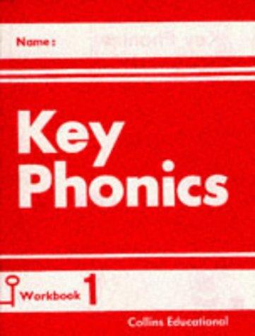 9780003122169: Key Phonics: Workbook 1, Level 2