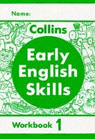 9780003122305: Early English Skills, Workbook 1