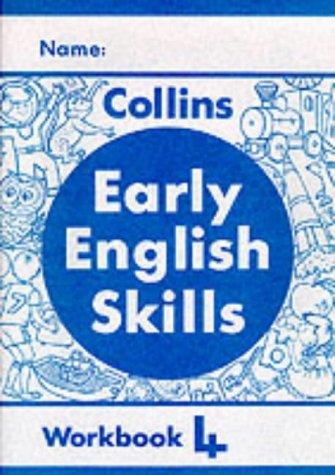 9780003122336: Early English Skills, Wookbook 4: Workbk.4