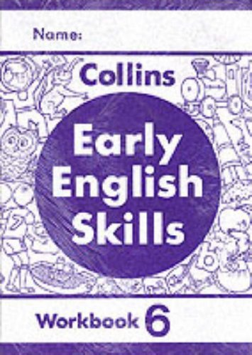 9780003122367: Early English Skills - Mixed Pack of 6 Workbooks (Early English Skills S)