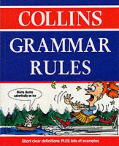 9780003122855: Collins Grammar Rules
