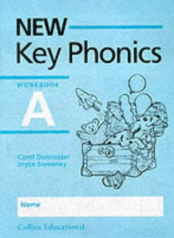 9780003123005: New Key Phonics: Pre-Reader Workbook A