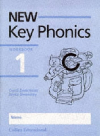 9780003123029: New Key Phonics: Workbook 1