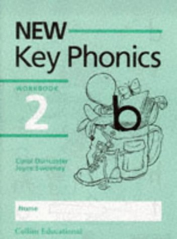 9780003123036: New Key Phonics: Workbook 2