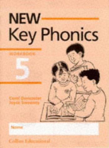9780003123067: New Key Phonics: Workbook 5