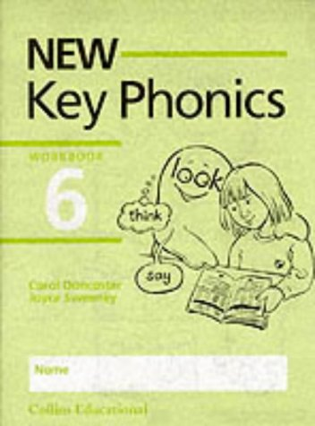 9780003123074: New Key Phonics: Workbook 6 (No. 6)